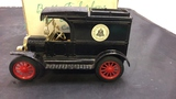 1913 Model T Van. Bell Telephone Company.