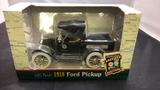 1918 Texaco Ford Pickup Die-Cast Replica.