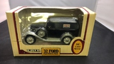 1932 Exxon Ford Panel Delivery Die-Cast Bank.