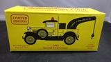 1931 Ford Wrecker Truck Member Edition Die-Cast Ba