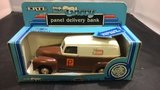 1950 Publicx Chevy Panel Delivery Bank.