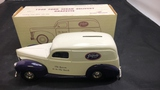 1940 Grapette Ford Sedan Delivery Die-Cast Bank.