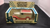 1932 Ford Panel Delivery Die-Cast Bank.