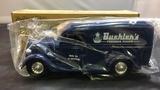 1936 Ford Panel Van Die-Cast Replica.