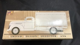 1942 Chevrolet 1-1/2 Ton Van Box Die-Cast  Bank.
