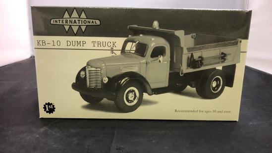 International KB-10 Dump Trunk Die-Cast Replica.