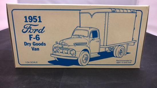 1951 Ford Dry Goods Van