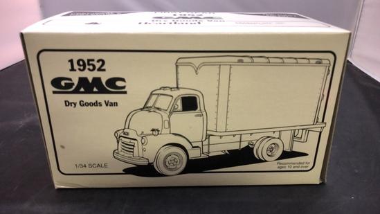 1952 GMC Dry Goods Van.