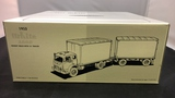 1953 White 3000 Freight Truck with 16' Trailer Die-Cast Replica