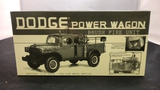 Dodge Power Wagon Brush Fire Unit Die-Cast Replica.
