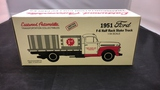 1951 Ford F-6 Half Rack Stake Truck Die-Cast Replica.