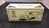 1952 Ford F-6 Full Rack Stake Truck Die-Cast Replica