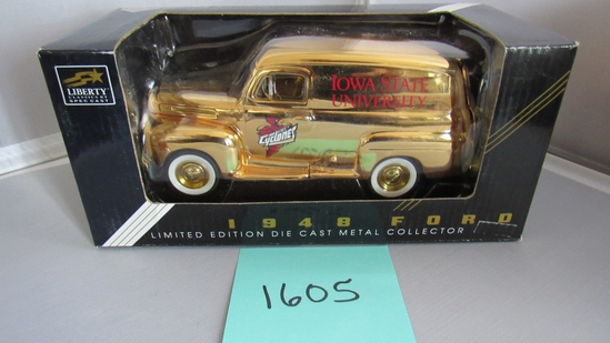 1948 Ford Die-Cast Replica.