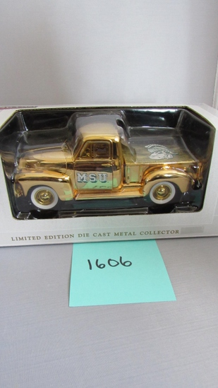 1952 Chevy Limited Edition Die-Cast Replica.