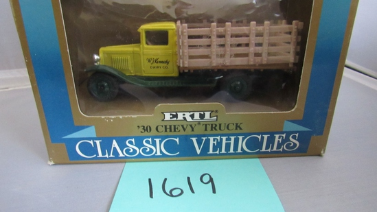 1930 Chevy Truck Classic Vehichles, Die-Cast Replica.