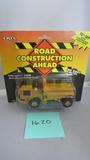 Caterpillar D25D Articulated Dump Truck, Die-Cast Replica.