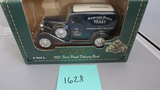 1932 Ford Panel Delivery Bank, Die-Cast Replica.