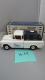 1955 Chevy Cameo Pick-up, Limited Edition, Die-Cast Replica.