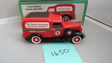 1936 Dodge Panel Delivery, Limited Edition, 3rd in a Series, Die-Cast Replica.