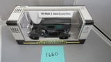 1931 Model A Sedan St. Louis Police, Limited Edition, 1 of 7,500, Die-Cast Replica.