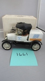1918 Runabout Bank, Die-Cast Replica.