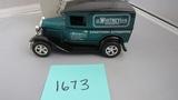 Model A Delivery Van, Die-Cast Replica.