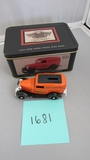 1932 Ford Panel Truck Dime Bank, Die-Cast Replica.