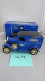 1931 Ford Panel Truck, Die-Cast Replica.
