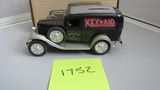 1932 Panel Delivery Bank, Die-Cast Replica.