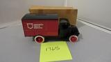 1926 Mack Bulldog Truck, Die-Cast Replica.