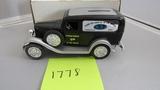 1932 Ford Delivery Van, Die-Cast Replica.