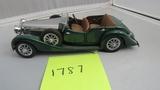 1938 Alvis 4.3 Litre, Die-Cast Replica.