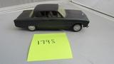 1962, Plastic Car