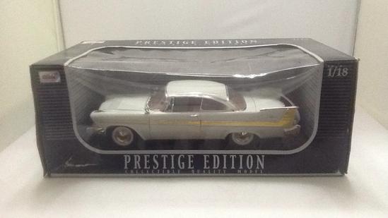 1957 Plymouth Fury Die-Cast Replica.