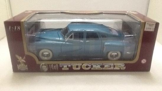 1948 Tucker Die-Cast Replica.
