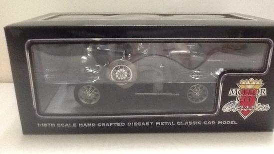 """1931 Ford Model """"A"""" Die-Cast Replica."""