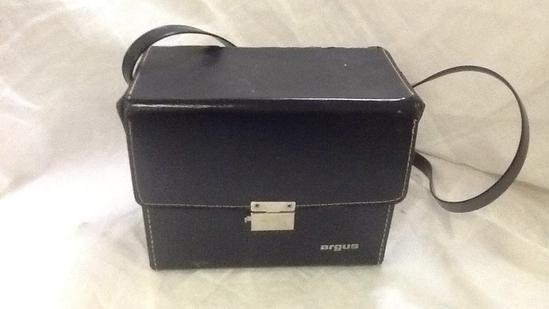 Vintage ARGUS MODEL 810 Camera Super 8
