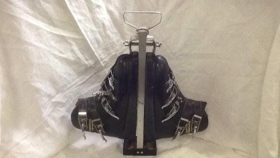 Humanic Dynofit Vintage Ski Boots