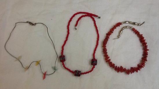 Coral Necklaces (3)