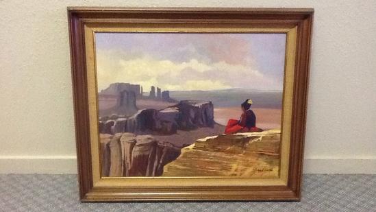 Southwest Art Joan Lovett