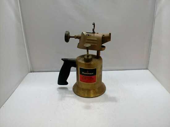 Turner Gasoline Blow Torch