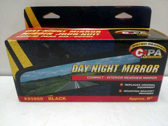 Day-Night Rearview Mirror
