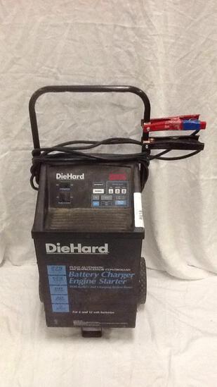 DieHard Battery Charger Engine Starter