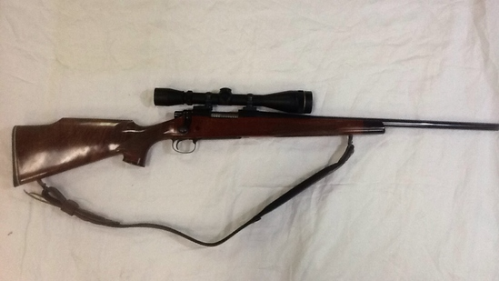 Remington 700 C-grade 6mm