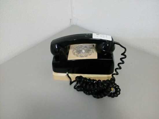 1950s Rotary Wall Phone