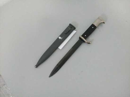 "German Short Dress Bayonet 7"" Blade"