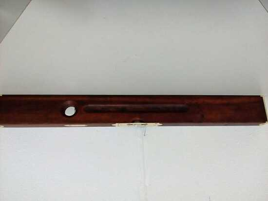 Stanley # 3 Antique Wood Level
