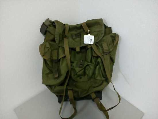US Military Nylon Combat Field Pack