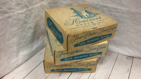 Homestead Snack Set - 3 Boxes