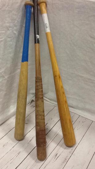 Wooden Baseball Bats